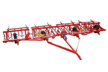 Cultivators CFC for continuous tillage